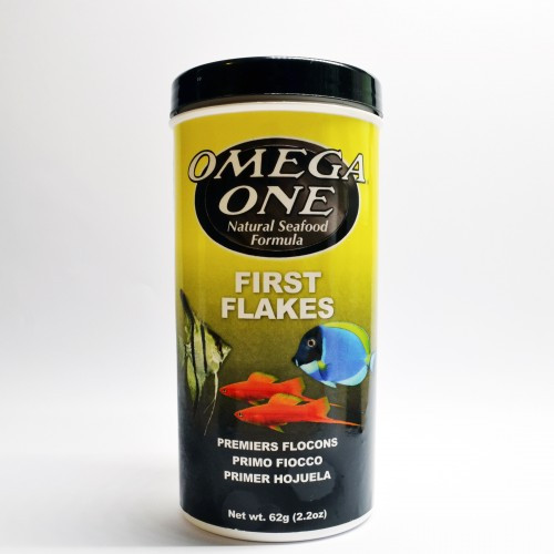 Omega One First Flakes (62g)
