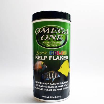 Omega One Kelp Flakes (62g), фото 2
