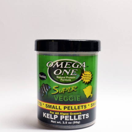 Omega One Super Kelp Pellets (99g), фото 2