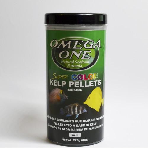 Omega One Super Color Kelp Pellets (226g)