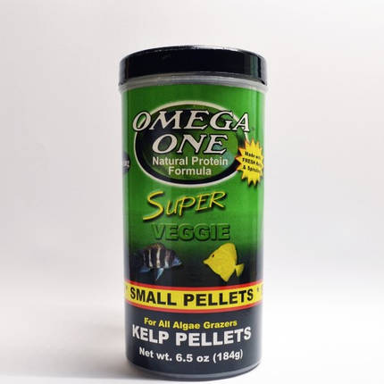 Omega One Super Kelp Pellets (184g), фото 2
