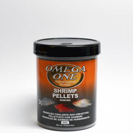 Omega One Shrimp Pellets (127g), фото 2