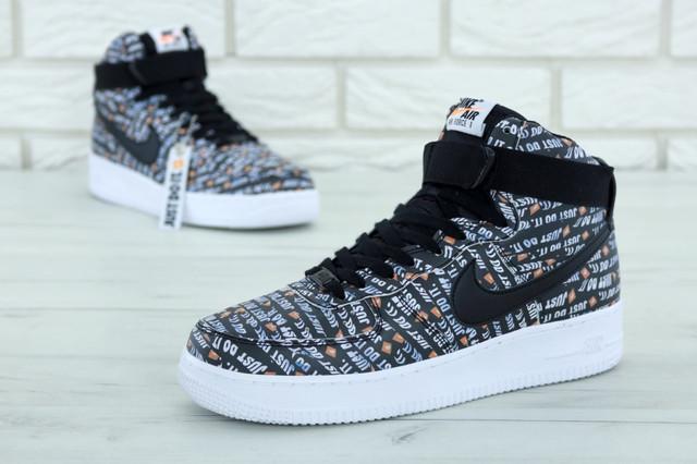 6bbdba64 Мужские Кроссовки Nike Air Force 1 High