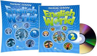 Английский язык / English World / Student's+Workbook. Учебник+Тетрадь (комплект), 2 / Macmillan