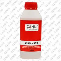 Средство для удаления липкого дисперсионного слоя Cleanser 3 in 1, 500 ml Canni