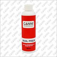 Средство для обезжиривания и дегидратации ногтей, Nail prep, 220 ml Canni