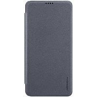 Чехол-книжка Nillkin Sparkle Black для Xiaomi Mi8 Lite, фото 1