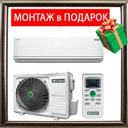 Кондиционер Leberg LBS-TOR09WF/LBU-TOR09WF серия THOR Wi Fi inverter