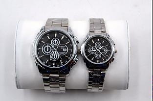 Наручные часы Tissot для нее и него. 2 пары в подарочной упаковке!
