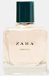 ZARA Oriental EDT 100 ml TESTER  туалетная вода женская (оригинал подлинник  Испания), фото 2
