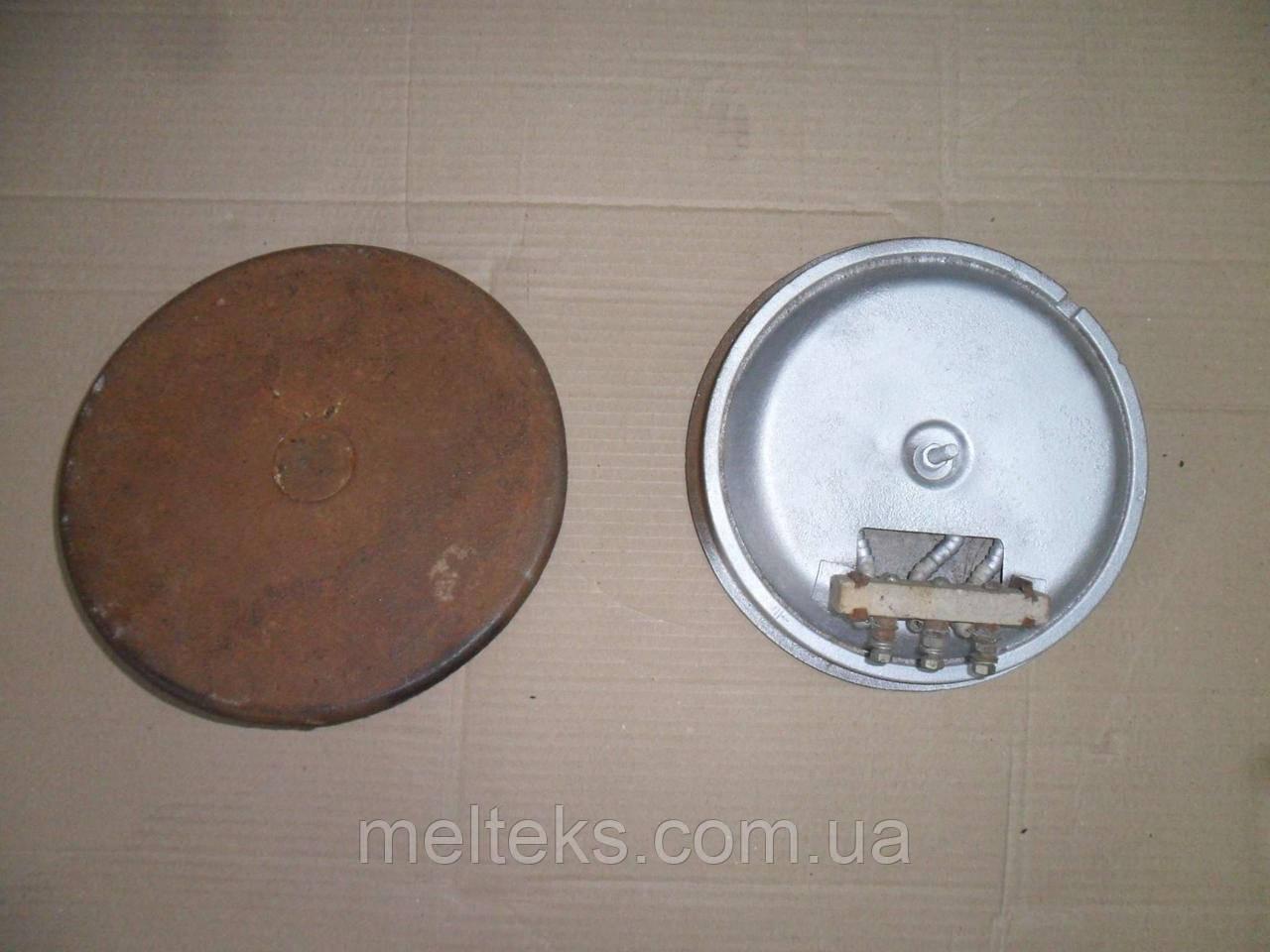 Конфорка круглая на старые мармиты и спирали к ней