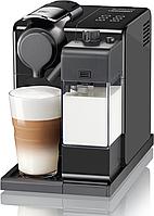 Кофемашина Nespresso Lattissima Touch EN560.B (черный цвет) + дегустационный набор в подарок (14 капсул)