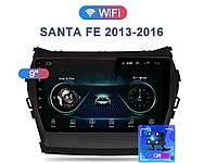 Junsun 4G Android магнитола для hyundai Santa Fe 3 ix45 2013-2016 wifi