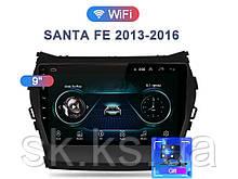Junsun 4G Android магнітола для hyundai Santa Fe 3 ix45 2013-2016 wifi