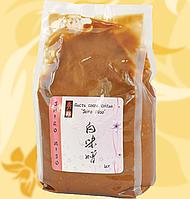 Паста соєва, Широ місо, Shiro Miso, 500г, Мо
