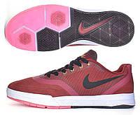 00b7161b Кроссовки мужские замшевые текстильные Nike SB Zoom Paul Rodriguez P-Rod 9  Elite, Бордовый