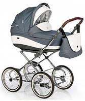 Дитяча класична коляска Roan Emma Chrom E74