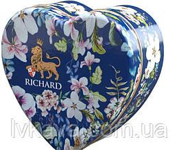Чай черный цейлонский Royal Heart  Richard ,ж\б, 30 гр