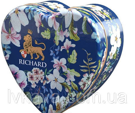 Чай черный цейлонский Royal Heart  Richard ,ж\б, 30 гр, фото 2