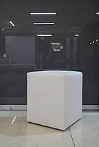 Пуф Мобильный белый, фото 2