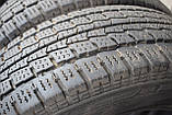 Шины б/у 195/70 R15С Hankook Winter RW06 ЗИМА, 2015 г., пара, фото 5