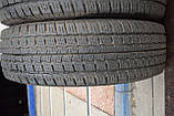 Шины б/у 195/70 R15С Hankook Winter RW06 ЗИМА, 2015 г., пара, фото 7
