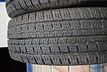 Шины б/у 195/70 R15С Hankook Winter RW06 ЗИМА, 2015 г., пара, фото 6