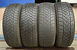 Шины б/у 205/65 R15С Dunlop SPLT60 ЗИМА, комплект, фото 2