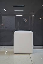 Пуф Мобильный белый, фото 3