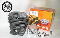 Цилиндр с поршнем Соло 665, 675, 681 (SL2200521, SL2200510, SL2200522) для бензопил Solo серия PROFI