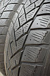 Шины б/у 205/65 R15С Dunlop SPLT60 ЗИМА, комплект, фото 4
