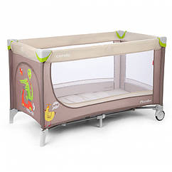 Детский манеж Carrello Piccolo CRL-7303 Бежевый 10-14-CRL-7303, КОД: 286663