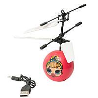 Инфракрасный индукционный летающий шар LOL