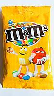 M&M эмемдемс арахисовое драже в молочном шоколаде 45 гр