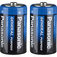 Батарейки Panasonic R 20
