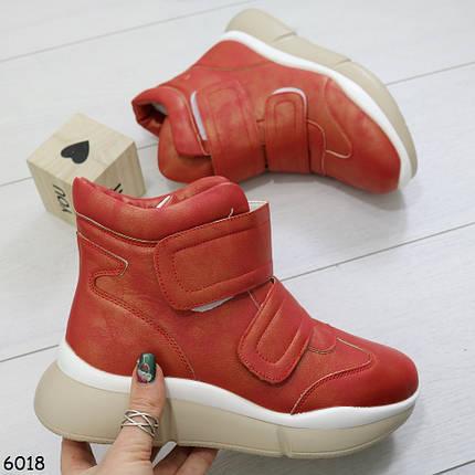 Ботинки деми 6018 (SH), фото 2