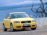 Автомобильные коврики Audi A3 (8P) 2003- Stingray, фото 10