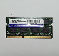 349 Память 2 GB DDR3-1333 PC3-10600 ADATA SO-DIMM для ноутбуков Intel/AMD