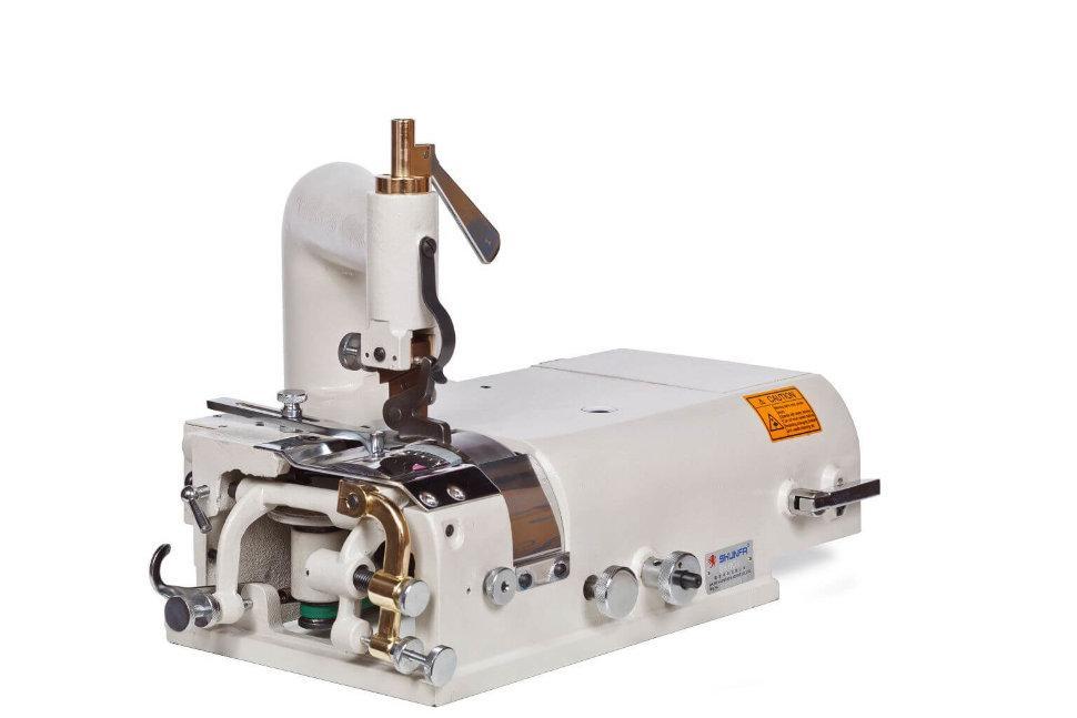 Shunfa SK-801, промышленная брусовочная машина для спуска края кожи, в комплекте с сервомотором