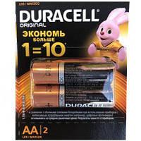 Батарейки Duracell R-6 AA
