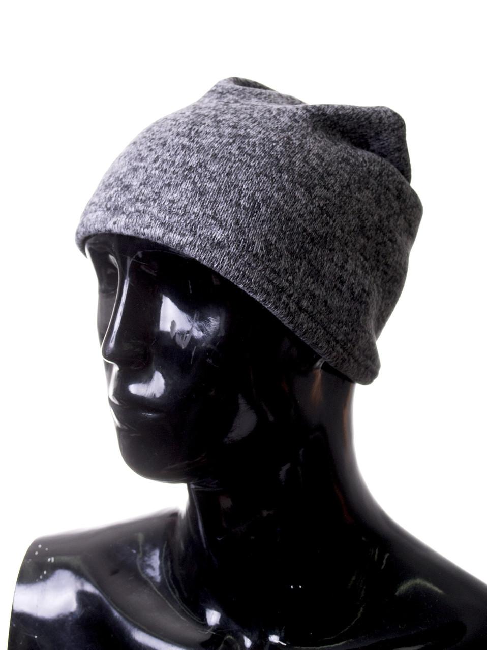 Шапка Echt Gloves One size Серый E1ton l-grey, КОД: 194361