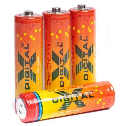 Батарейки X-DIGITAL R3 (мініпальчик)