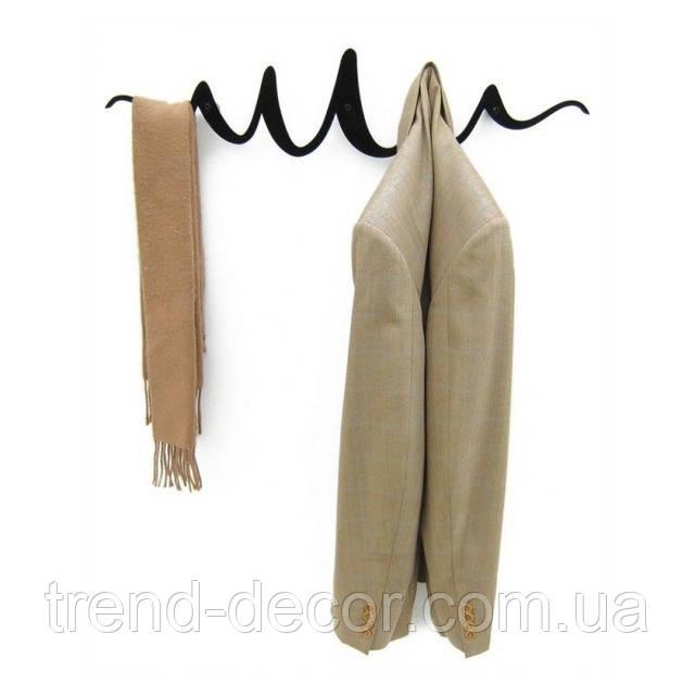 Настінна вішалка для одягу LB021