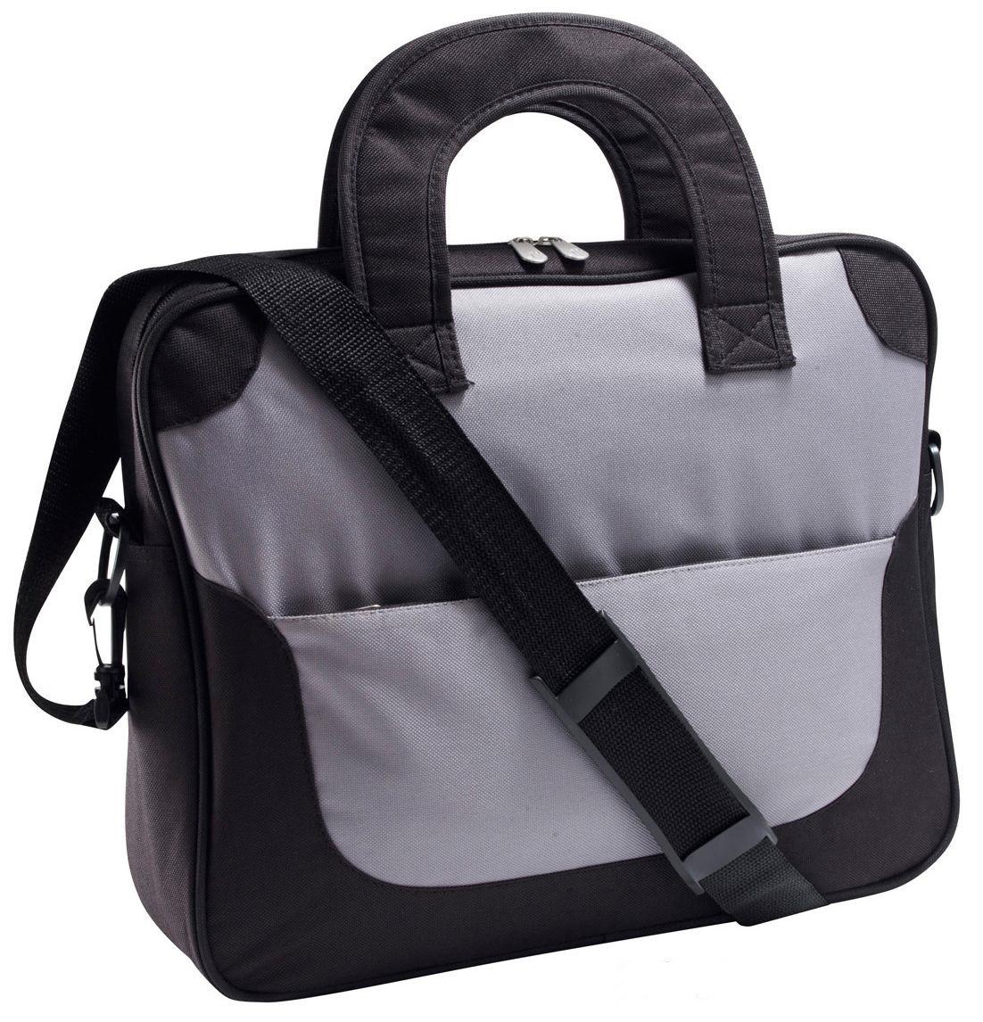 Сумка-портфель для документов городская Sols HARVARD 71600385TUN, черный