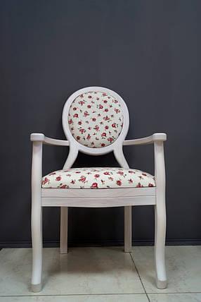Кресло Цезарь из натурального дерева, фото 2
