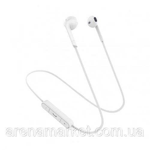 Гарнитура беспроводная Langsdom BL6 Bluetooth - белый