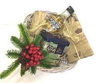 Праздничная подарочная корзина, Корпоративный презент
