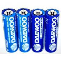 Батарейки Daewoo R6