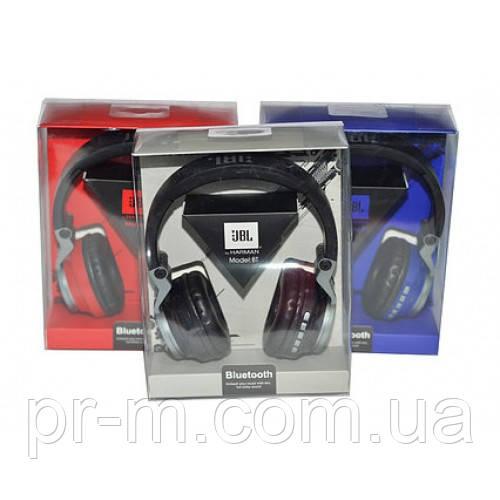 Bluetooth Наушники JBL S400, фото 1