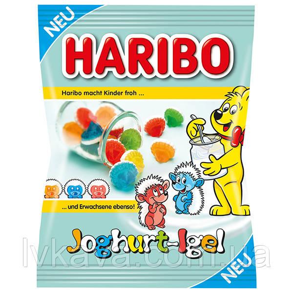Желейные конфеты Haribo  Joghurt - Igel, 175 гр